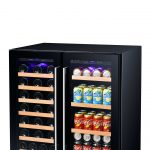 wine_and_beverage_cooler_black_glass_right_side