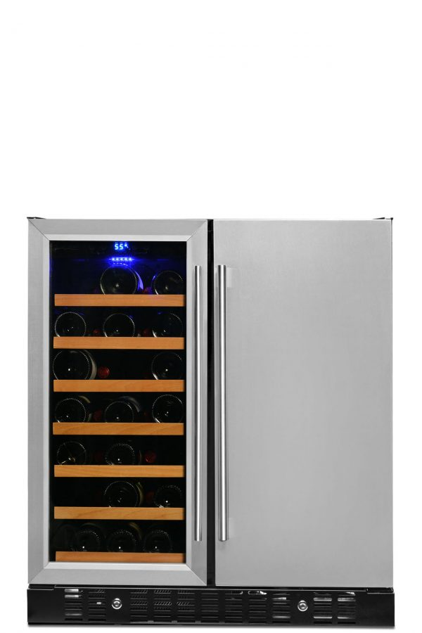 wine_and_beverage_cooler_stainless_front